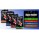 Aqua Master FUTTER MIX 6,5 mm 3-10 kg 4-MIX Koi...